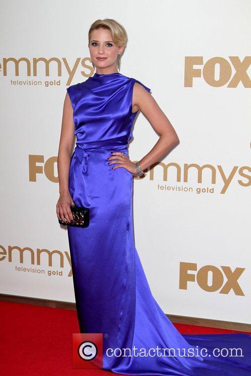 Diana Agron  The 63rd Primetime Emmy Awards...