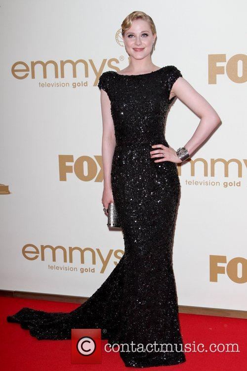 Evan Rachel Wood and Emmy Awards 1