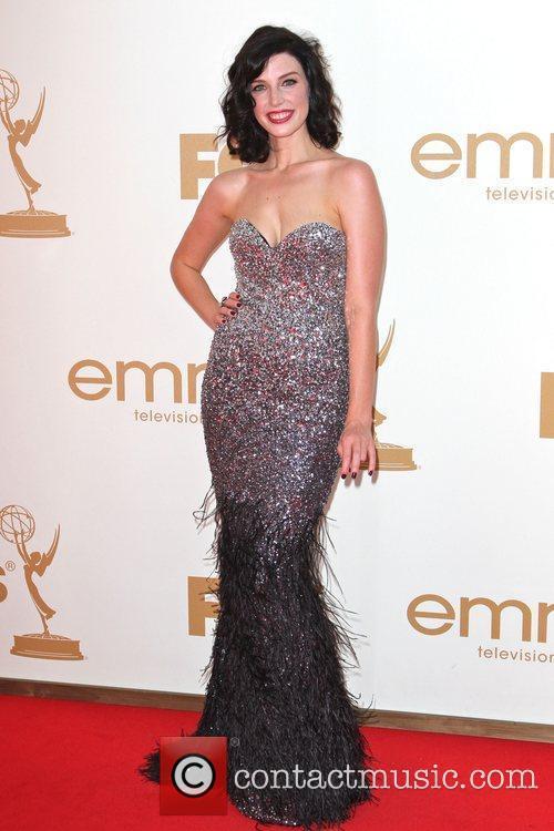 Jessica Pare and Emmy Awards 2