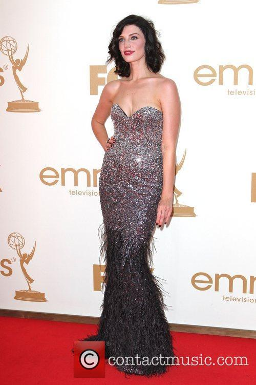 Jessica Pare and Emmy Awards 1