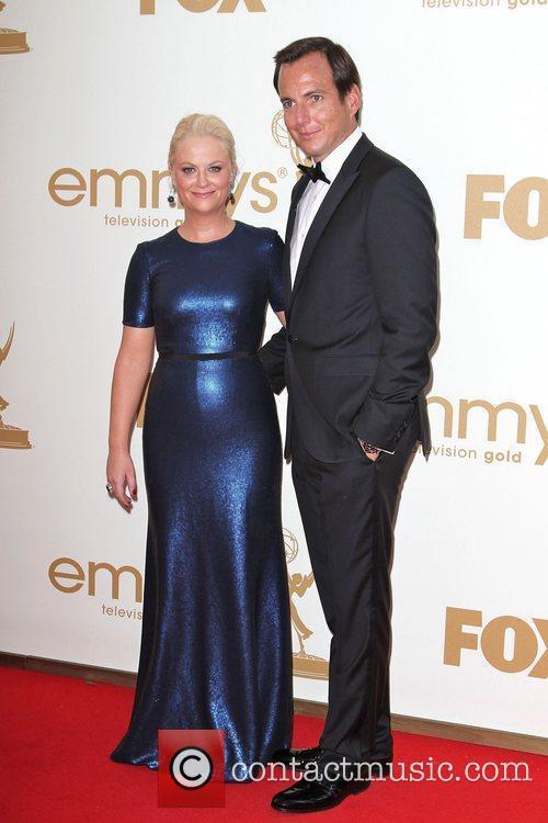 Amy Poehler, Will Arnett and Emmy Awards 1