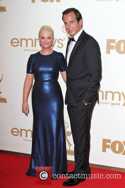 Amy Poehler, Will Arnett and Emmy Awards 4