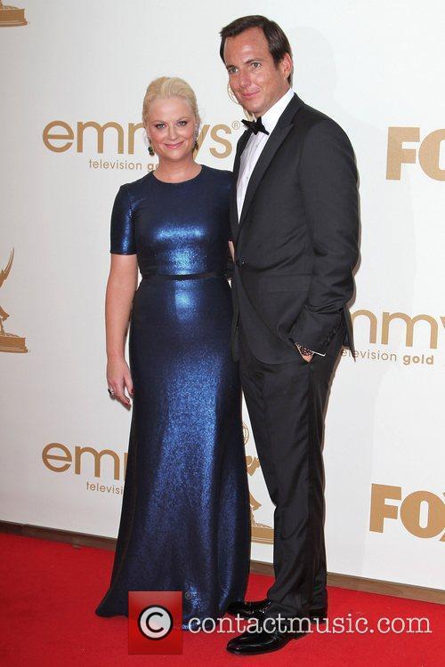 Amy Poehler, Will Arnett and Emmy Awards 3