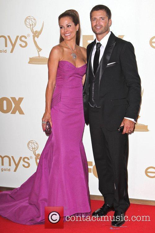 Brooke Burke and David Charvet  The 63rd...