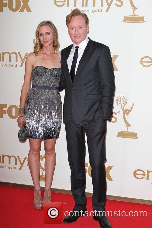 Conan O Brien and Emmy Awards 5
