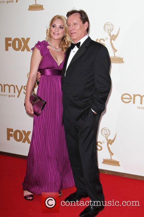 James Woods, Ashley Madison and Emmy Awards