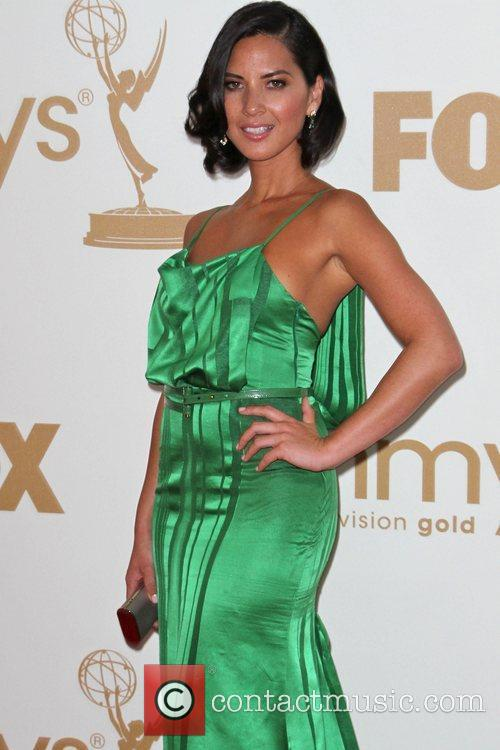 Olivia Munn and Emmy Awards 3