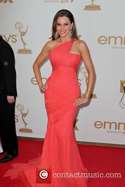 Sofia Vergara and Emmy Awards 7