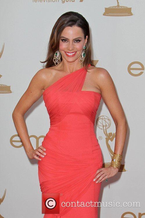 Sofia Vergara and Emmy Awards 8