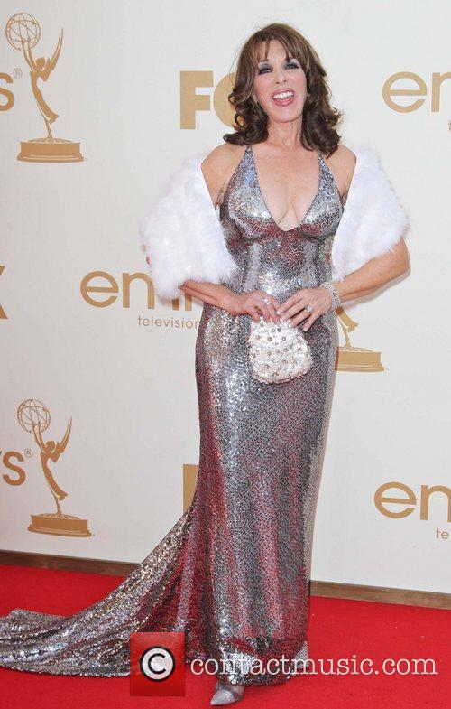 Kate Linder The 63rd Primetime Emmy Awards held...