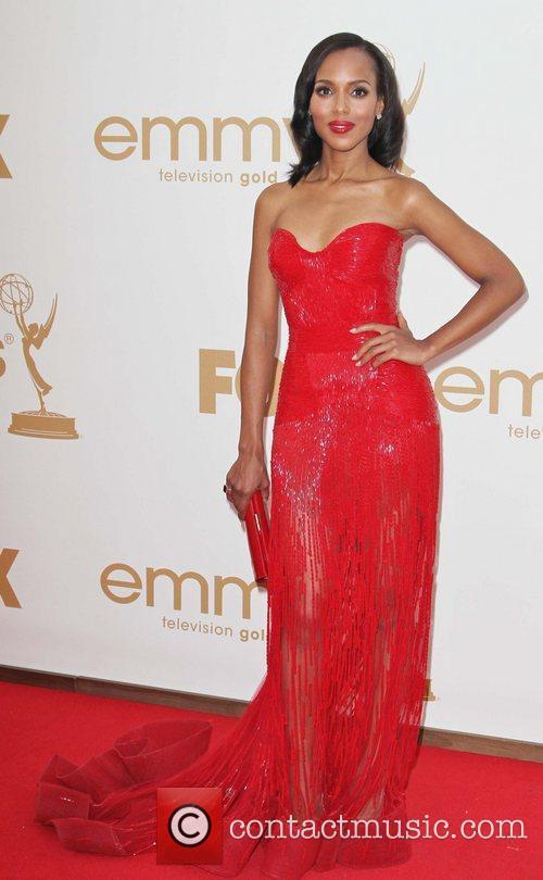 Kerry Washington and Emmy Awards 7