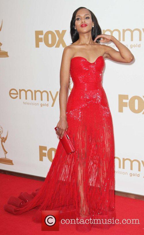 Kerry Washington and Emmy Awards 5