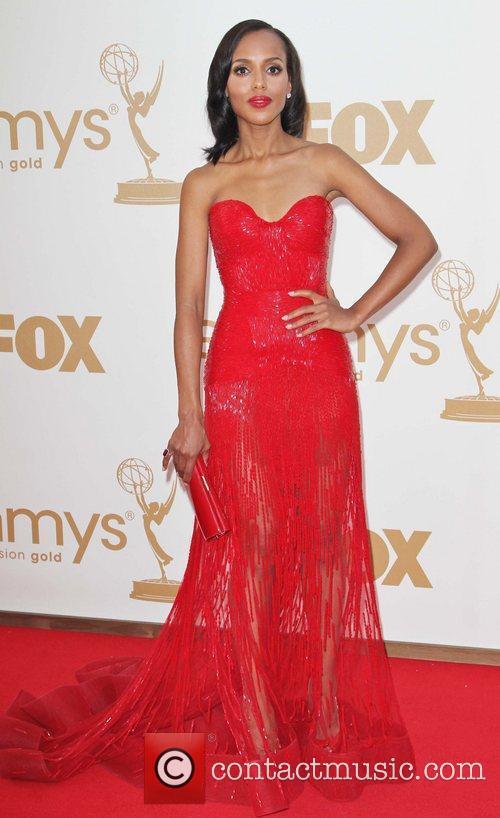 Kerry Washington and Emmy Awards 1