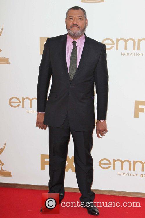 Laurence Fishburne The 63rd Primetime Emmy Awards held...