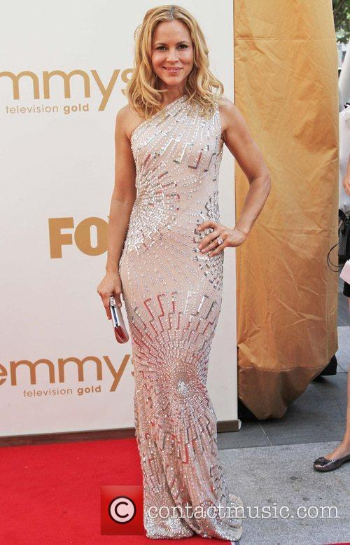 Maria Bello and Emmy Awards 1