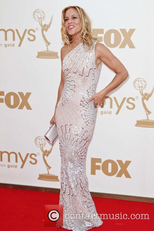 Maria Bello and Emmy Awards 6