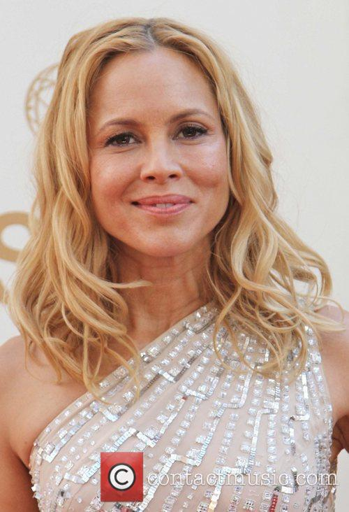 Maria Bello and Emmy Awards 5
