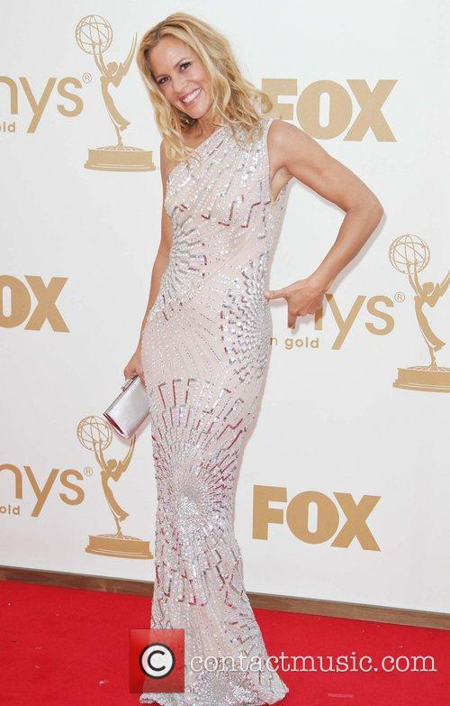 Maria Bello and Emmy Awards 4