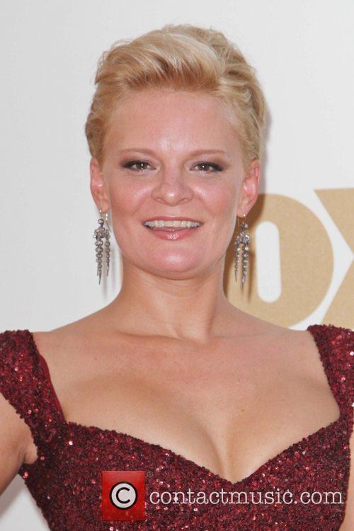 Martha Plimpton The 63rd Primetime Emmy Awards held...