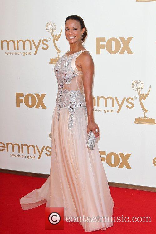 Eva La Rue and Emmy Awards 2