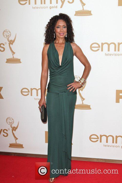 Gina Torres  The 63rd Primetime Emmy Awards,...
