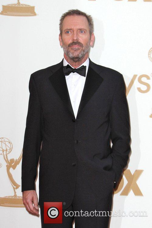 Hugh Laurie and Emmy Awards 1
