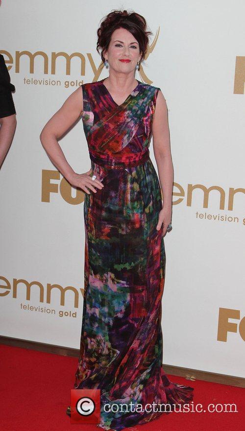 Megan Mullally and Emmy Awards 1