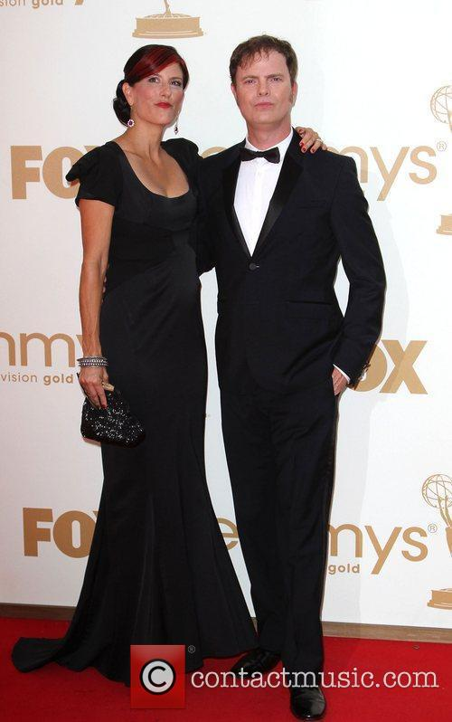Rainn Wilson and Emmy Awards 8