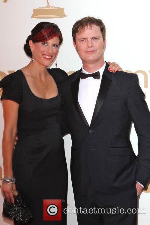 Rainn Wilson and Emmy Awards 5