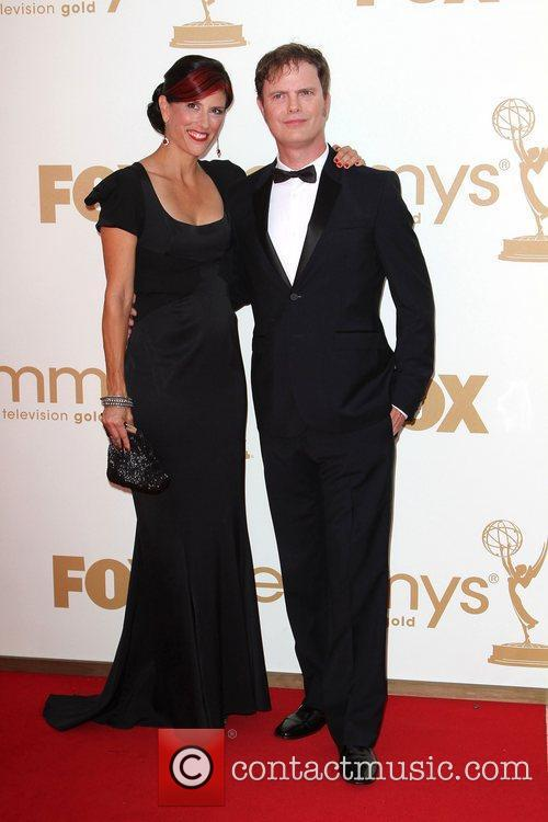 Rainn Wilson and Emmy Awards 7