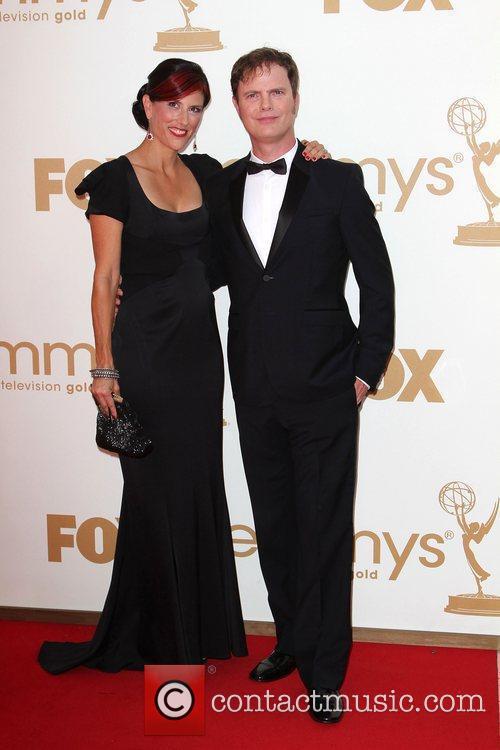 Rainn Wilson and Emmy Awards 13