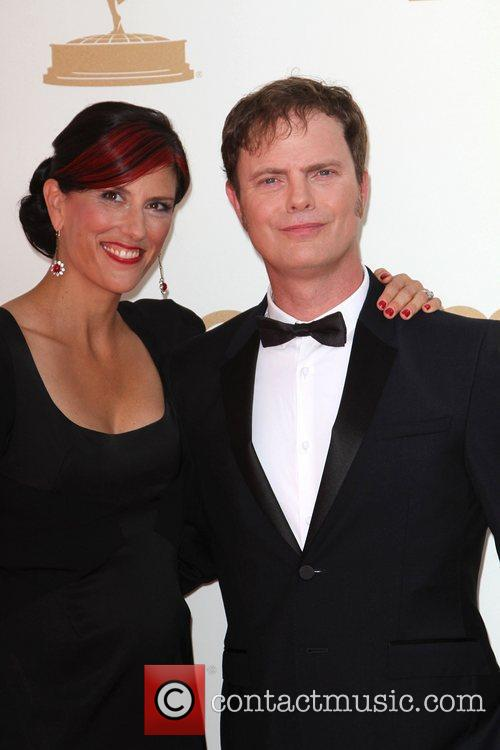 Rainn Wilson and Emmy Awards 6
