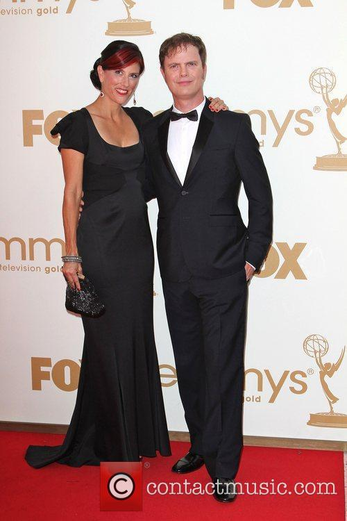 Rainn Wilson and Emmy Awards 3