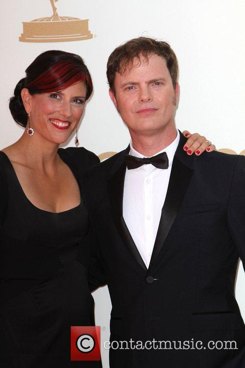 Rainn Wilson and Emmy Awards 9