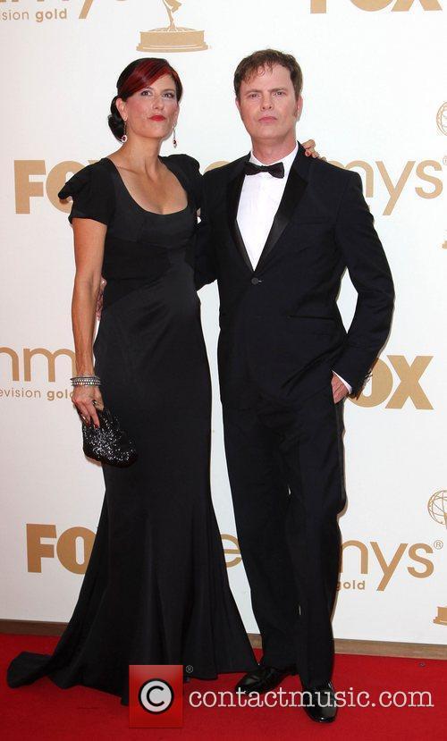 Rainn Wilson, Emmy Awards