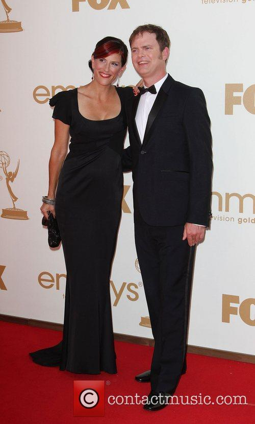 Rainn Wilson and Emmy Awards 11