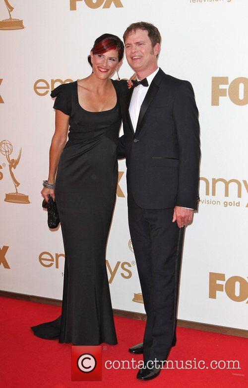 Rainn Wilson and Emmy Awards 4