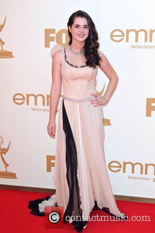 Vanessa Marono and Emmy Awards 1
