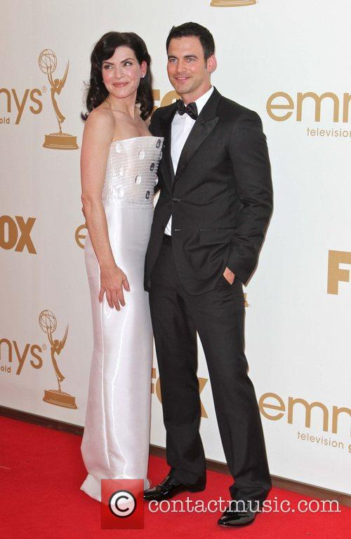 Julianna Margulies and Keith Lieberthal  The 63rd...