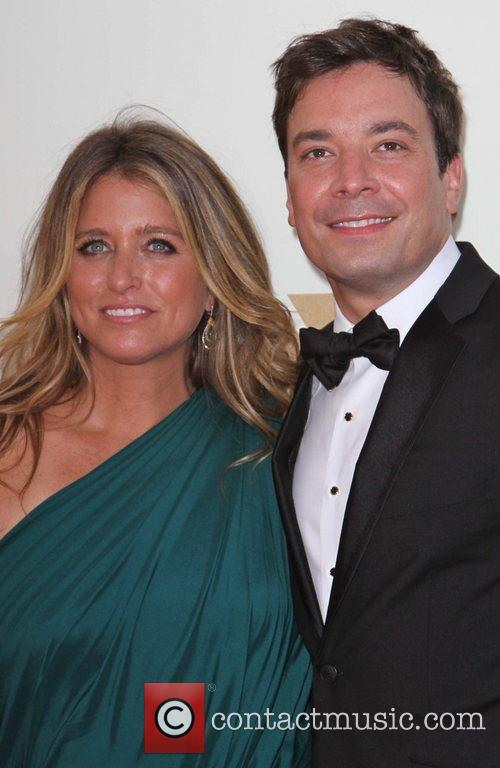 Nancy Juvonen, Jimmy Fallon and Emmy Awards