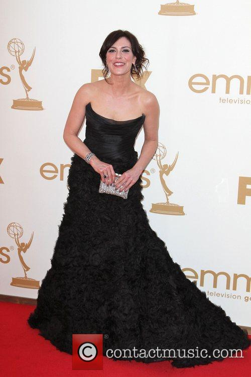 Michelle Forbes and Emmy Awards 5
