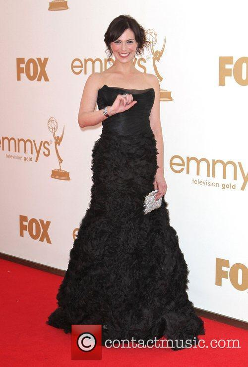 Michelle Forbes and Emmy Awards 6