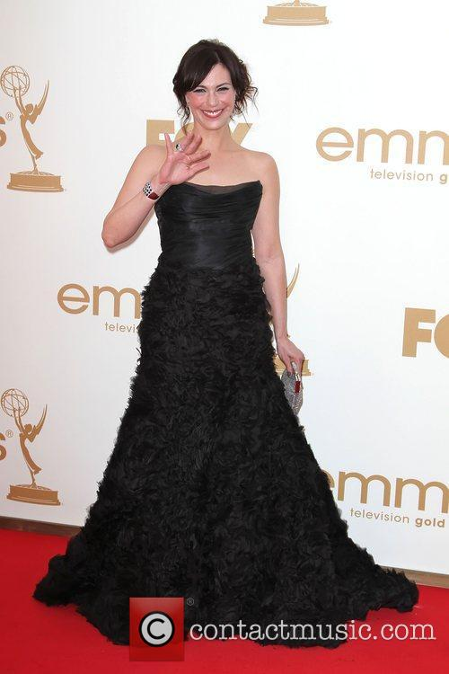 Michelle Forbes and Emmy Awards 3