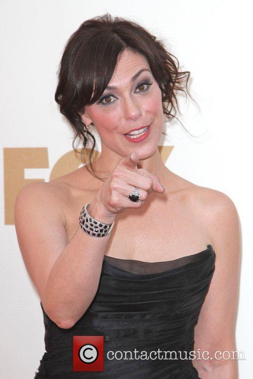 Michelle Forbes and Emmy Awards 1