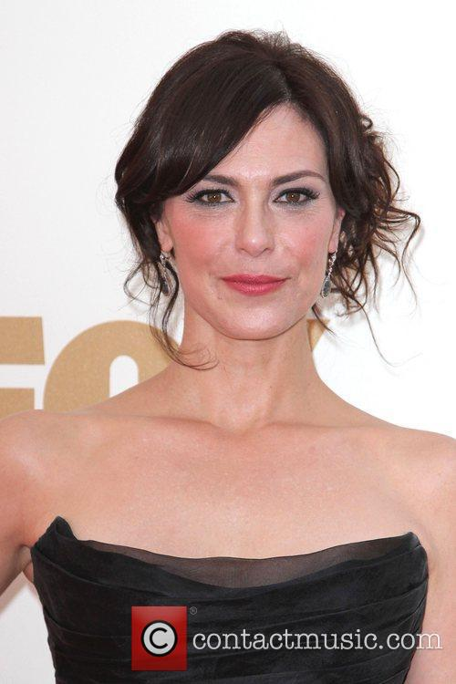 Michelle Forbes and Emmy Awards 10