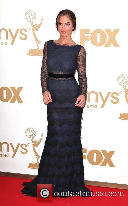 Minka Kelly and Emmy Awards 2