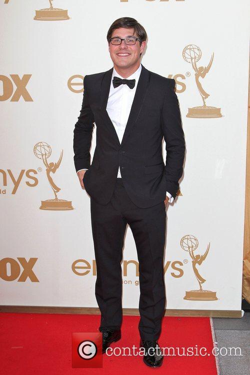 Rich Sommer  The 63rd Primetime Emmy Awards...