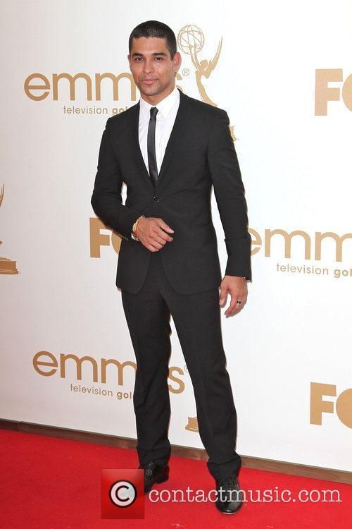 Wilmer Valderrama and Emmy Awards 1