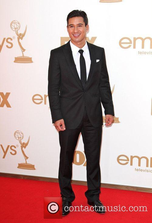 Mario Lopez and Emmy Awards 2