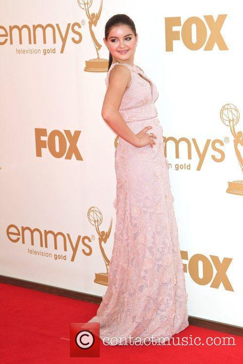 Ariel Winter and Emmy Awards 3